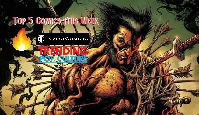 Top 5 Comics This Week