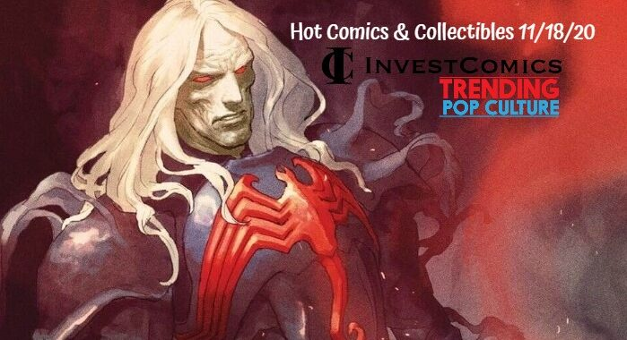 Hot Comics and Collectibles 11/18/20