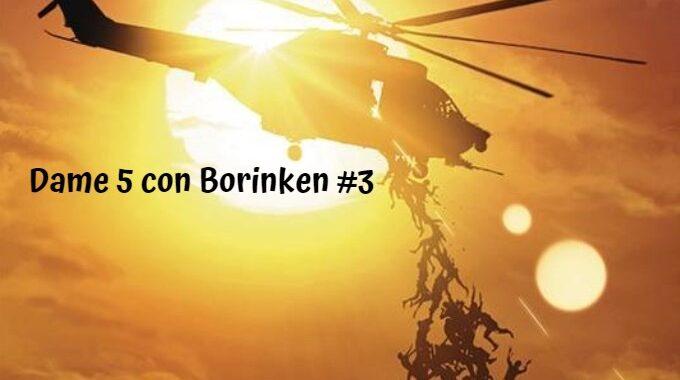 Dame 5 con Borinken #3