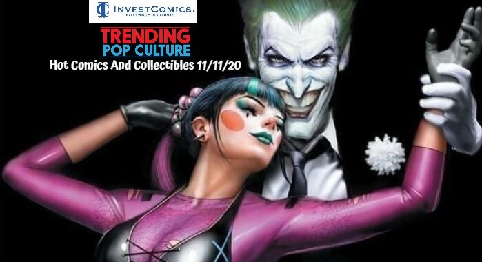 Hot Comics and Collectibles 11/11/20