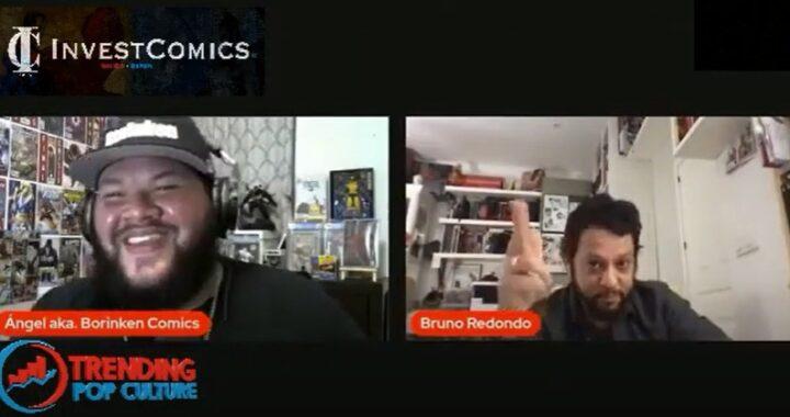 Entrevista con el artista de DC Comics Bruno Redondo