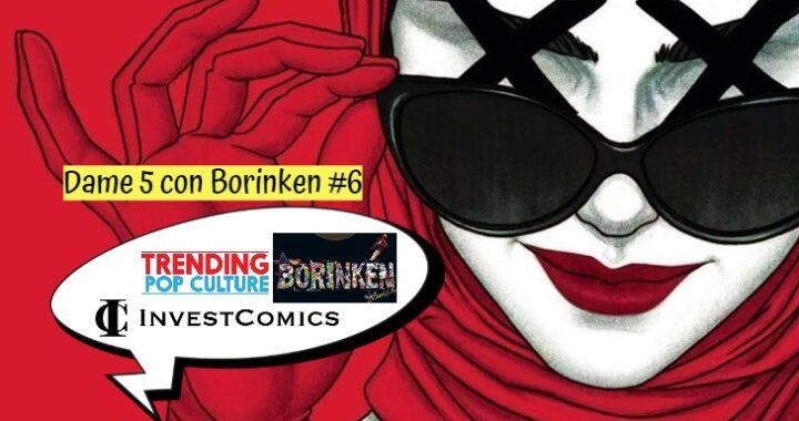 Dame 5 con Borinken #6