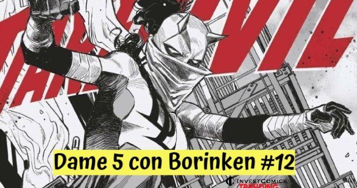 Dame 5 con Borinken #12