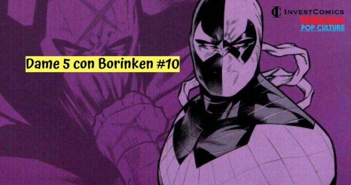Dame 5 con Borinken #10