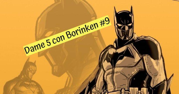 Dame 5 con Borinken #9