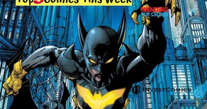 Top 5 Comics 2/24/21