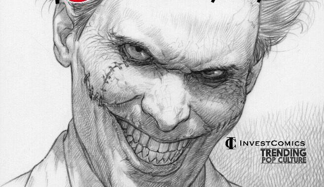 Top 5 Comics 3/10/21