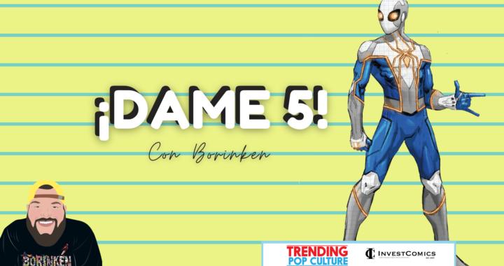 Dame 5 Con Borinken #15