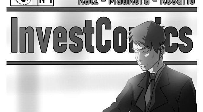 InvestComics Creates World's First Original NFT Comic Book Series