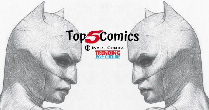 Top 5 Comics This Week 4/14/21