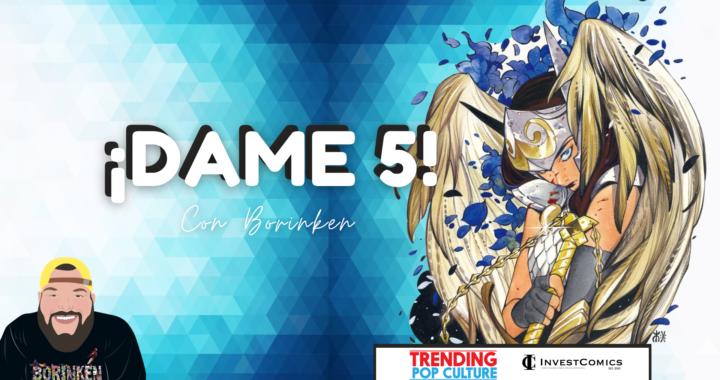 Dame 5 Con Borinken #18