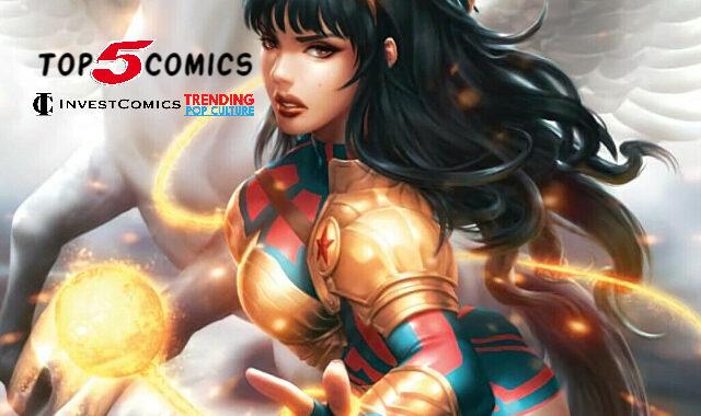 Top 5 Comics This Week 5/19/21