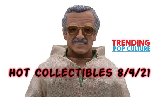 Hot Collectibles This Week 8/4/21