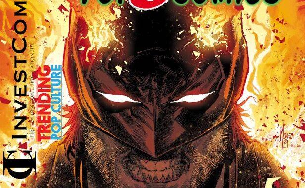 Top 5 Comics this week 8/11/21