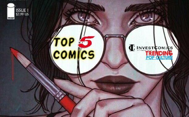 Top 5 Comics 8/4/21