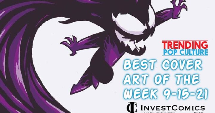 Best Cover Art Of The Week 9-15-21