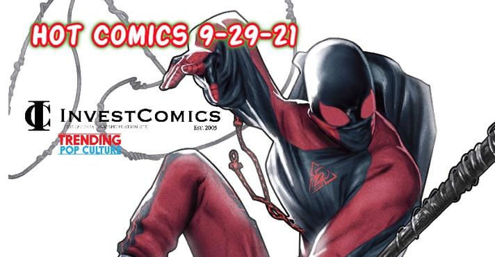 Hot Comics This Week 9-29-21