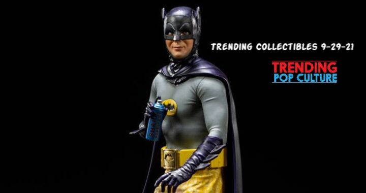 Trending Collectibles 9-29-21
