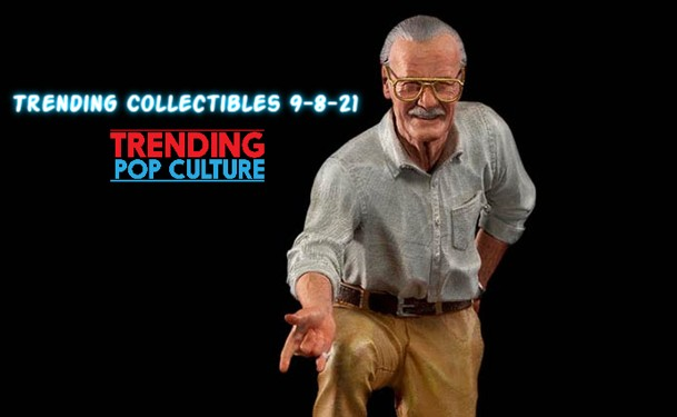 Trending Collectibles 9-8-21