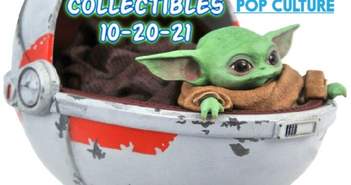 Trending Collectibles 10-20-21