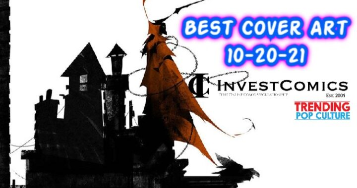 Best Cover Art This Week 10-20-21