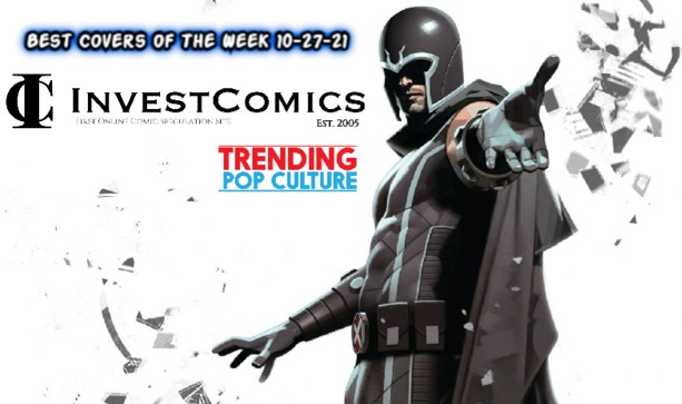 Best Cover Art This Week 10-27-21