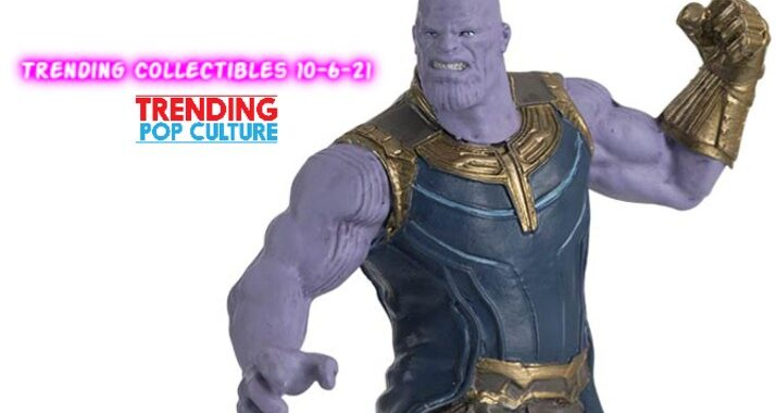 Trending Collectibles 10-6-21