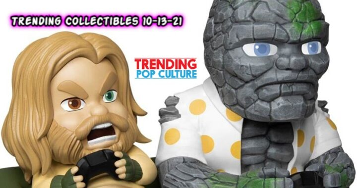 Trending Collectibles 10-13-21